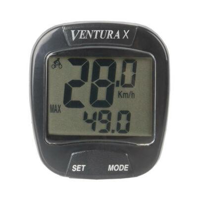 Ventura 10 funkciós kerékpár kilométeróra
