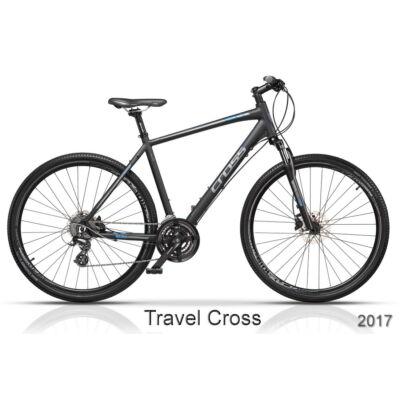 """CROSS Travel cross trekking ffi 52 28"""" kerékpár"""