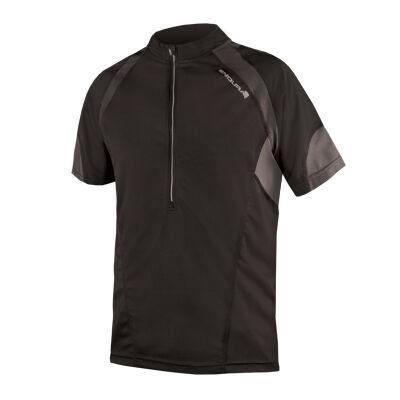 Endura Hummvee II S/S jersey fekete
