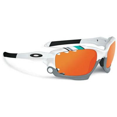 Oakley Racing Jacket Vented fehér napszemüveg
