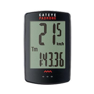 Cateye Padrone Wireless CC-PA100W kilométeróra
