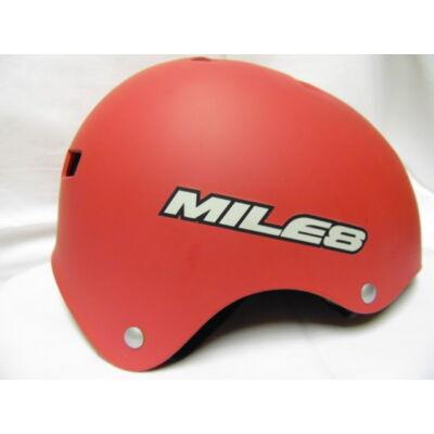 Miles gördeszkás bukósisak