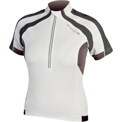Endura Hummvee Jersey női kerékpáros mez fehér
