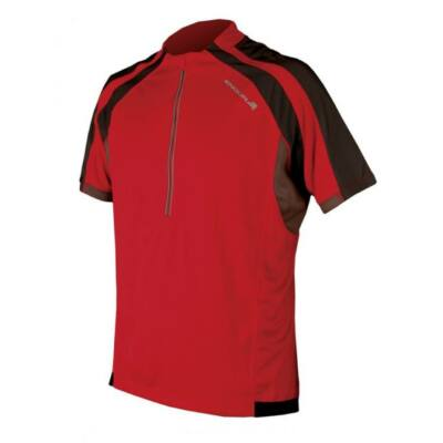 Endura Hummvee Jersey kerékpáros mez piros