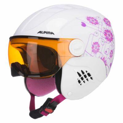 Alpina Carat Visor gyermek bukósisak