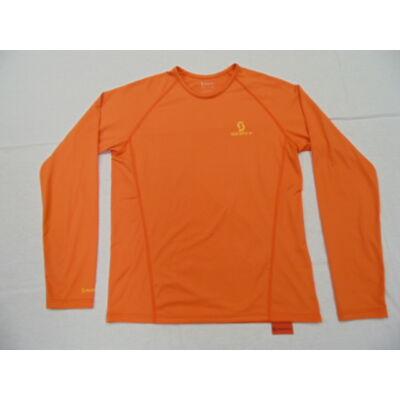 Scott 6ZR0 mandarine férfi aláöltöző felső