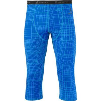 Scott 1ZR0 cobalt print férfi aláöltöző alsó