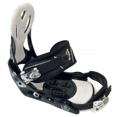 Burton Freestyle snowboard kötés
