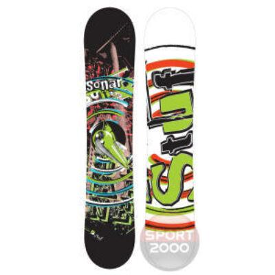 Stuf Sonar snowboard